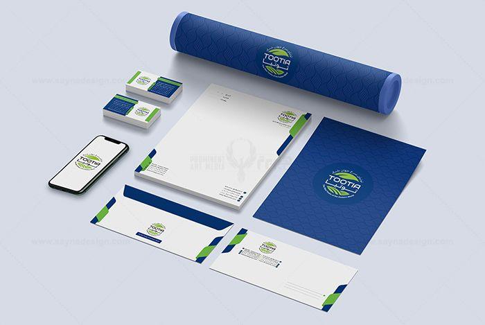 بهترین چاپ ست اداری خدمات طراحی گرافیک طراحی ست اداری