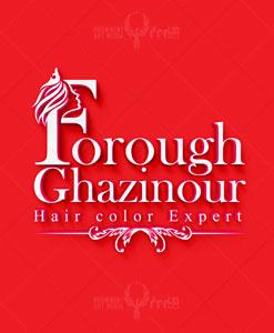 طراحی لوگو فروغ قاضی نور طراحی لوگو طراحی لوگو forogh ghazinor 01
