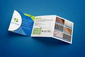 طراحی کاتالوگ و طراحی بروشور