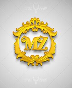 طراحی لوگو خانم مروارید زالی زاده طراحی لوگو طراحی لوگو morvarid 01