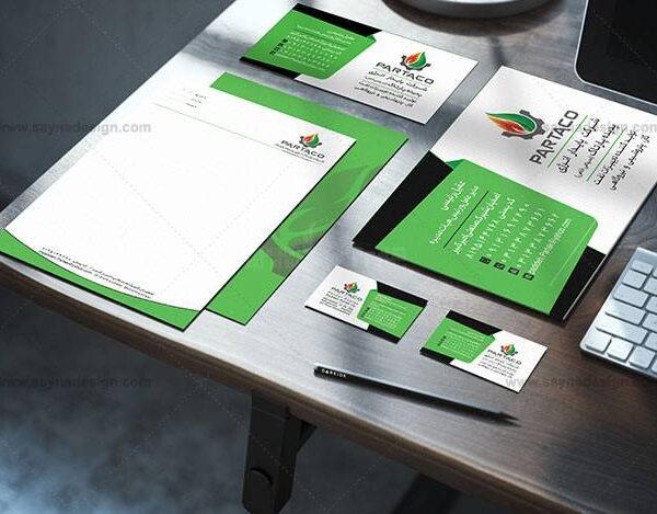 اهمیت طراحی سربرگ طراحی و ست اداری