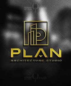 طراحی لوگو پلان