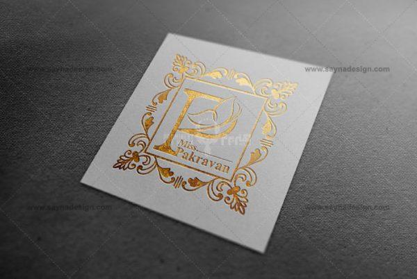 طراحی لوگو بانو پاکروان