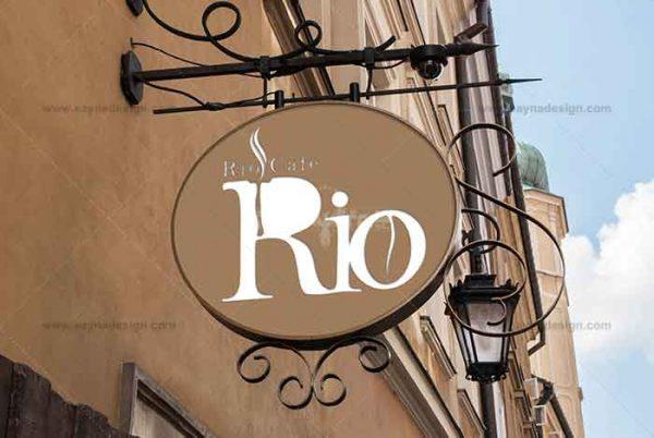 طراحی لوگو ریو