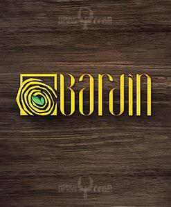 طراحی لوگو باردین