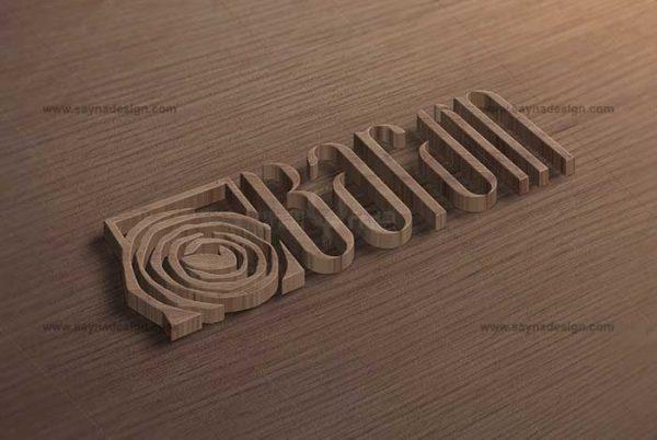 طراحی لوگو فروشگاه آنلاین باردین