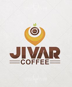 طراحی لوگو کافه ژیوار
