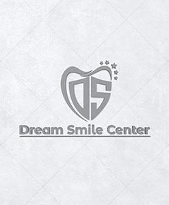طراحی لوگو dream smile طراحی لوگو طراحی لوگو dream smile 01