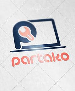 طراحی لوگو پارتاکو