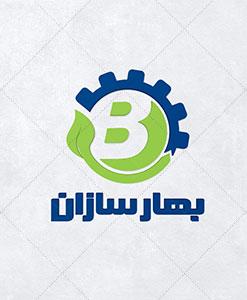 طراحی لوگو بهارسازان