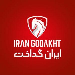 طراحی لوگو ایران گداخت