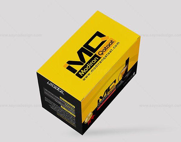 طراحی و چاپ بسته بندی جعبه محصولات محصولات در اصفهان