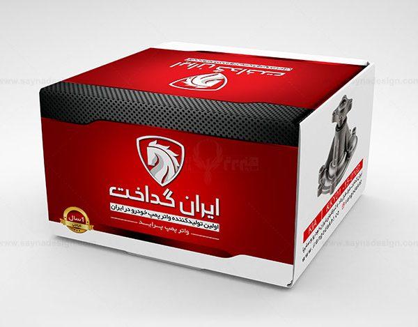 طراحی جعبه اصفهان بسته بندی در اصفهان طراحی لیبل در اصفهان