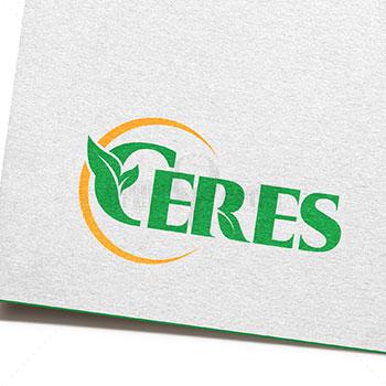 طراحی لوگو ceres