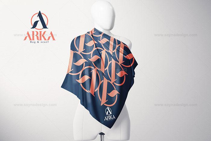 طراحی لوگو برای پوشاک