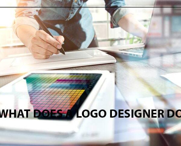 یک طراح لوگو چکاری انجام میدهد؟