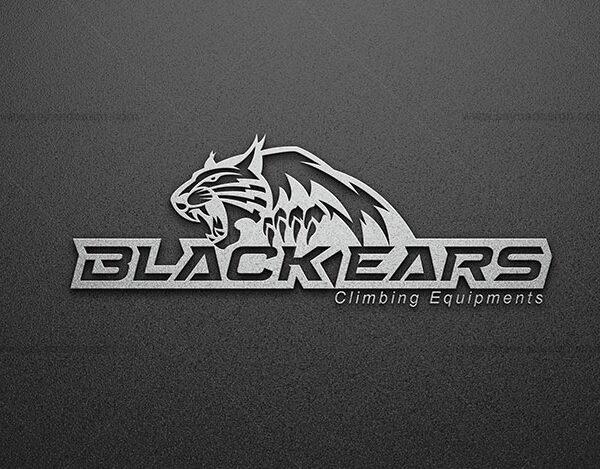 طراحی لوگو black earsبهترین طراح لوگو