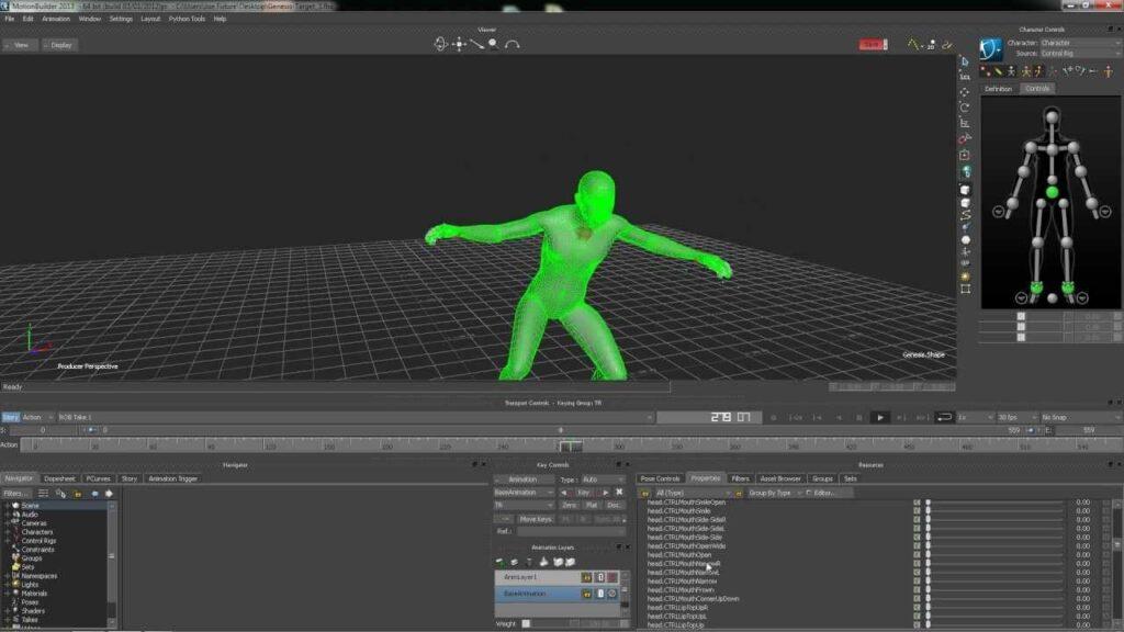 نرم افزارهای انیمیشن سازی