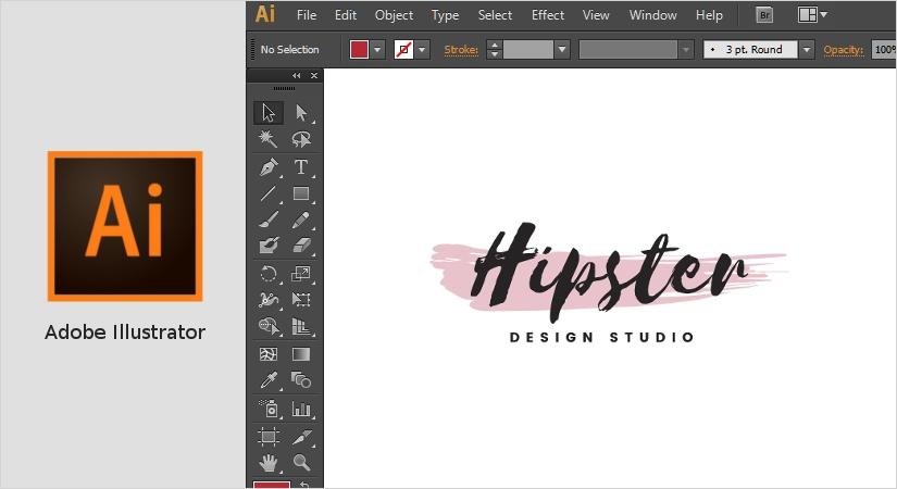 بهترین نرم افزار طراحی لوگو