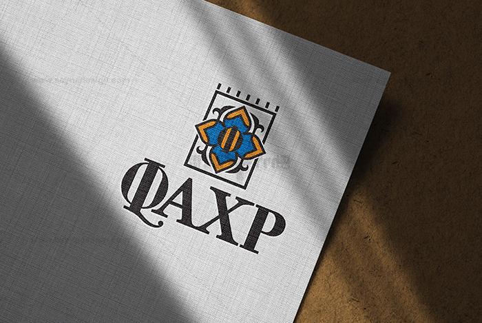 طراحی لوگو olaxp