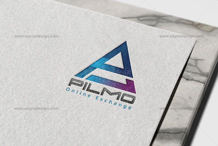 طراحی لوگو pilmo