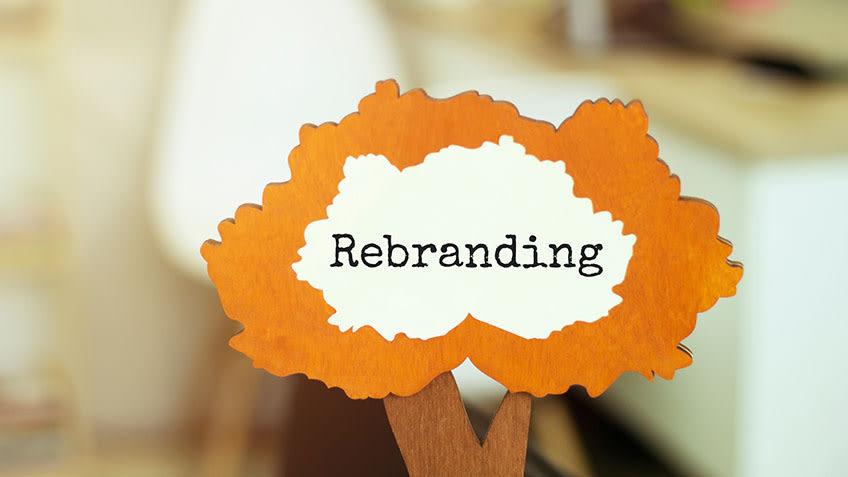 ریبرندینگ